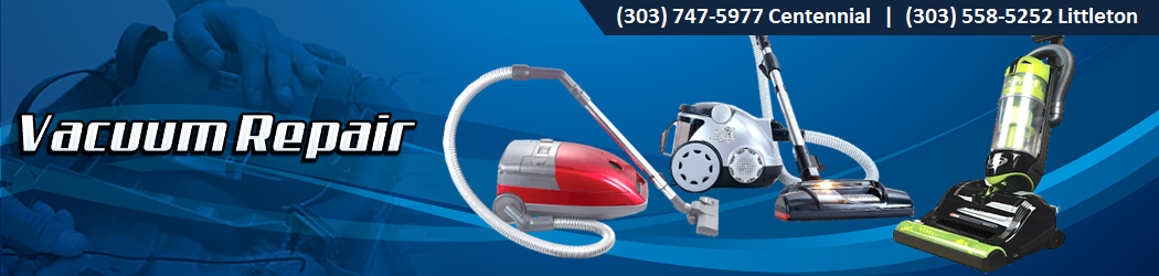 vacuum repair littleton